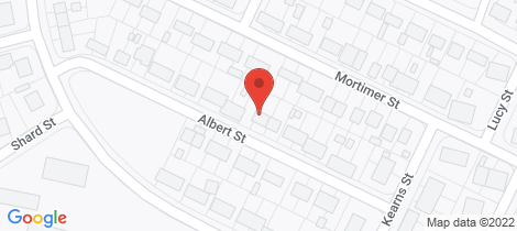 Location map for 16 ALBERT STREET Whyalla Stuart