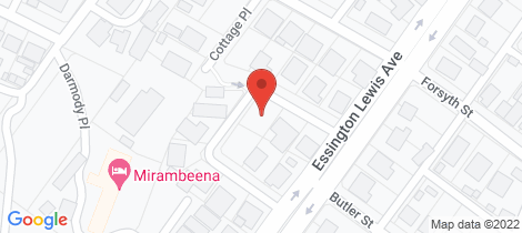 Location map for 8 MIRAMBEENA DRIVE Whyalla