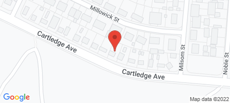 Location map for 170 CARTLEDGE  AVENUE Whyalla Stuart