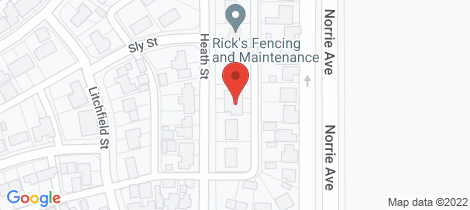 Location map for 24 HEATH STREET Whyalla Norrie