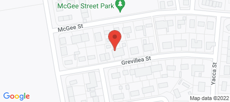 Location map for 10 GREVILLEA STREET Whyalla Stuart