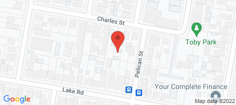 Location map for 16A Charles Street Swansea