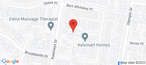 Location map for 72 Kearneys Drive Orange
