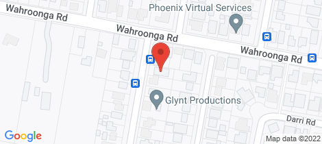 Location map for 51 Kilpa Road Wyongah