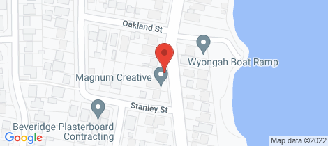 Location map for 119 Tuggerawong Road Wyongah
