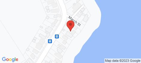 Location map for 426 Tuggerawong Road Tuggerawong