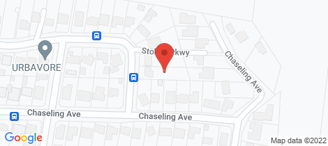 Location map for 24 Alderton Avenue Springwood