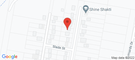 Location map for 40 Sayers Street Lawson