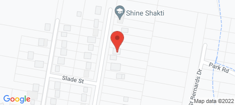 Location map for 39 Sayers Street Lawson