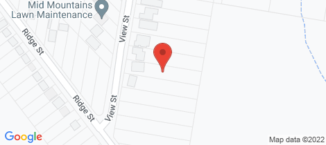 Location map for 74 View Street Lawson