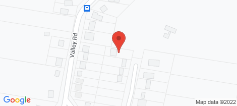 Location map for 1 John Street Hazelbrook