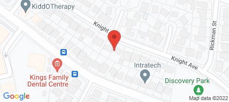 Location map for 49 Knight Avenue Kings Langley
