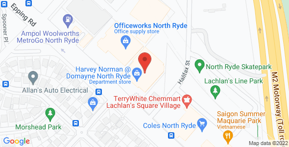 Domayne North Ryde
