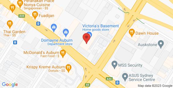 Domayne Auburn