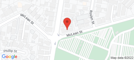 Location map for 29 McLean Street Liverpool