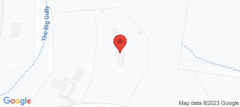 Location map for 44 John McDonald Way Orangeville