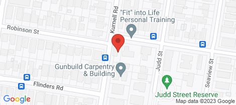 Location map for 4/24 Ocean Street Cronulla