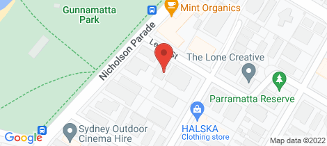 Location map for 2/18 Lewis Street Cronulla
