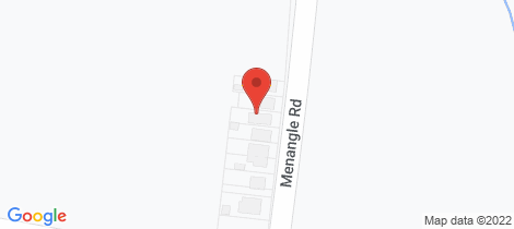 Location map for 94 Menangle Road Menangle