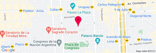 Map for Melonio Bar