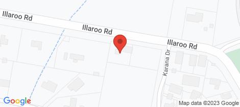 Location map for 312 Illaroo Road Bangalee