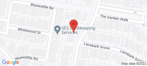 Location map for 57 Rayleigh Drive Worrigee