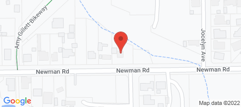 Location map for Lot 41 Newman Road Charleston