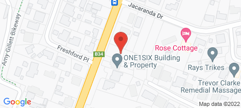 Location map for 98 Onkaparinga Valley Road Woodside