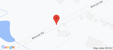 Location map for 198 Wenzel Road Oakbank
