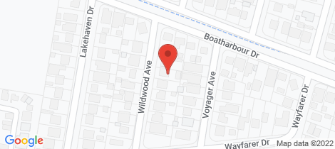 Location map for 4 Wildwood Avenue Sussex Inlet