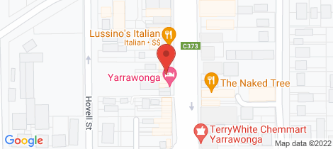 Location map for 29a Belmore Street Yarrawonga