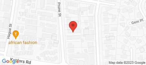 Location map for 4/612 Prune Street Lavington