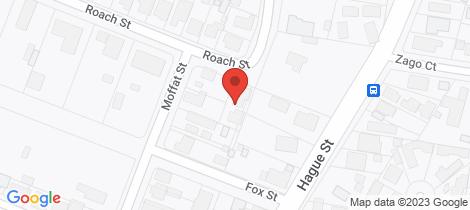 Location map for 1/549 Roach Street Lavington