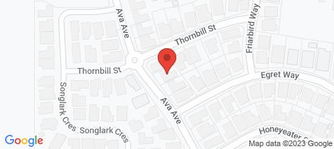 Location map for 111 Ava Avenue Thurgoona