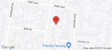 Location map for 480 Ashford Street Lavington