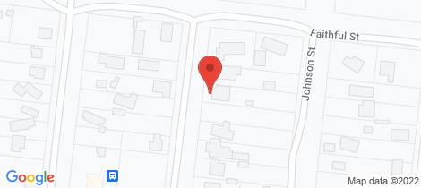 Location map for 38 Simpson Street Oxley