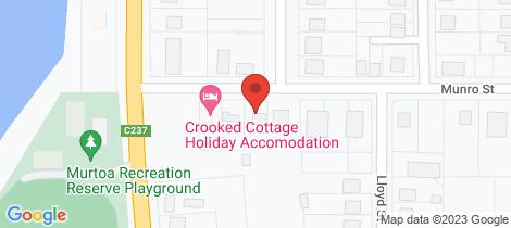 Location map for 47 Munro Street Murtoa