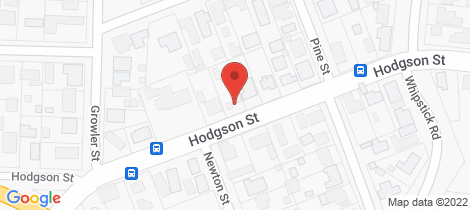 Location map for 56 Hodgson Street Eaglehawk