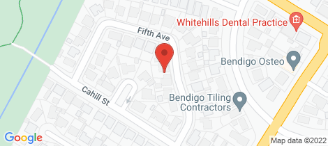 Location map for 9 Fifth Avenue White Hills