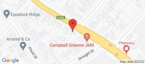 Location map for Lot 2/157 Arnold Street Bendigo
