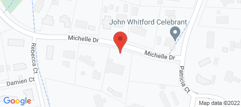 Location map for 24 Michelle Drive Maiden Gully
