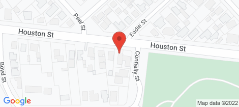 Location map for 25 Houston Street Quarry Hill