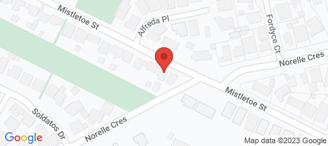 Location map for 49 Mistletoe Street Golden Square