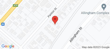 Location map for 3/97B Panton Street Golden Square