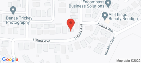 Location map for 12 Futura Avenue Golden Square