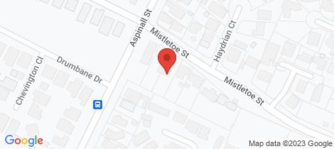 Location map for 23 Mistletoe Street Golden Square