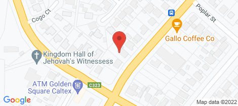 Location map for 438 High Street Golden Square