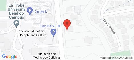 Location map for 2/141 Edwards Road Kennington