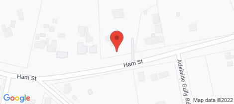 Location map for 33 - 39 Ham Street (Crackle Court lots) Golden Square