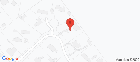 Location map for 8 Cooper Grove Strathfieldsaye